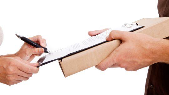 Envoyer vos document officiels via des pochettes kraft